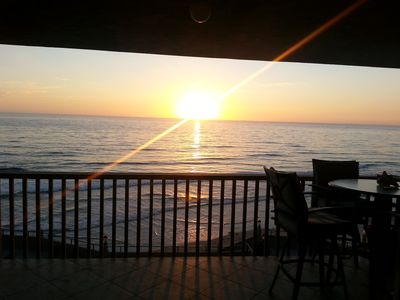 Photo for Incredible Oceanfront Condo-2 Bdrm  Del Mar Beach Club - Stunning Ocean View