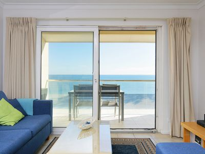 Photo for Beautiful 2 Bedroom Oceanfront Apartment
