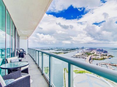 Photo for XXL 2000sq ft PENTHOUSE!!! AMAZING BALCONY VIEWS!!!