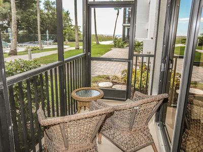 Photo for First Floor Beachfront Condo at Island Winds - Direct Walkout to the beach
