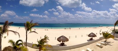 Photo for Luxury Beachfront Villa in Puerto Morelos