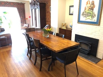 Photo for Historic Capitol Hill Rowhouse