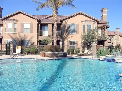 Photo for Tuscan Poolside 2br Condo *Enjoy Sunny Arizona**90 Day Minimum