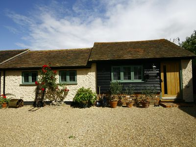 Photo for Cottage With Private Terrace, Garden Views Set In A Pretty Courtyard