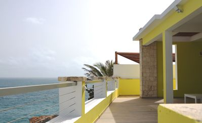 Photo for Beautiful villa on the island of Maio Cape Verde with panoramic views of the Atlantic