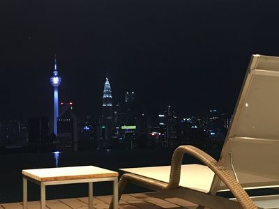 KL Sentral Rooftop Infinity Pool (E)
