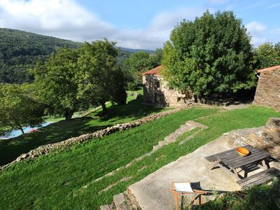 Photo for Authentic catalan farmhouse 200m2, isolated on foothills south of Canigou, 8 to 13 pers