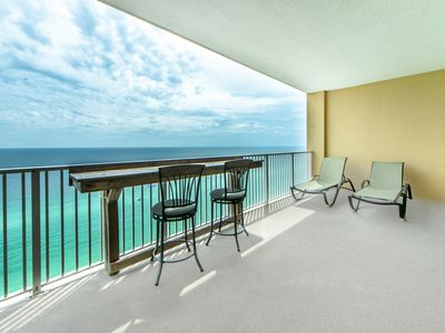OPEN>9/29-10/2 $681~Beach Front~Heated Pool~Hot Tub~Grills~2BR Tropic Winds 2308