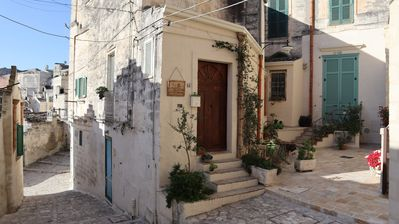 Photo for Charming house in Matera's Sassi