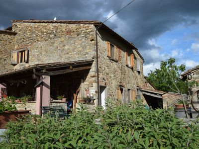 "Photo for Farmhouse in Chianti""s heart between Florence, Siena and S. Gimignano near Pisa"