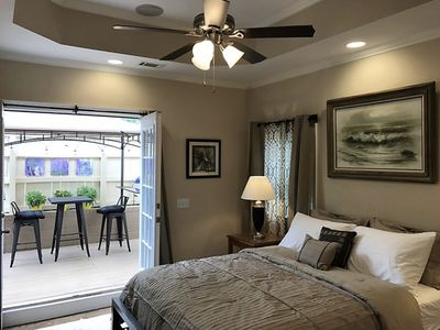 Photo for The Garden Suite - A Private Entrance Guest Retreat