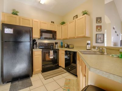 Photo for Modern Bargains - Emerald Island Resort - Beautiful Contemporary 4 Beds 4 Baths Townhome - 3 Miles To Disney