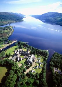 Photo for Loch Ness - The Old Armoury ground floor apartment on the shores of Loch Nes