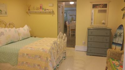 Photo for Walk to downtown Asbury & OG Beach!  Quaint & charming 1 Bdrm cottage Apt.