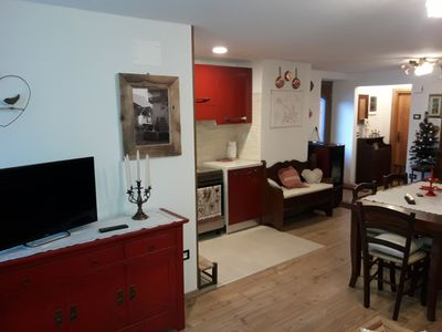 Photo for Apartment Cataste and Canzei