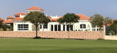 Photo for LUXURY 6* Villa, located on front line golf on exclusive community of ElDescanso