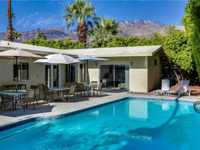 Photo for Spacious Private Pool Home! Great for family vacations, groups, golf trips, reunions & celebrations