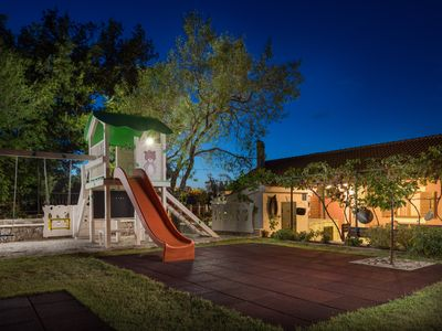 Photo for Dalmatica Moderna - Cosy Home in Trogir Countryside, Pool, Children's Playground