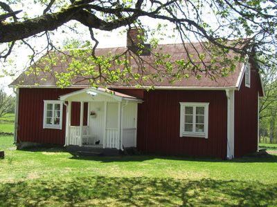 Photo for Renovated holiday house in Southern Sweden in a very quiet location