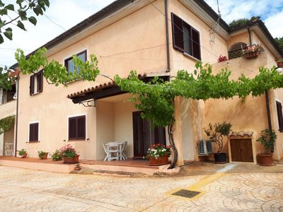 Photo for spacious detached house, ideal for holidays in san pantaleo
