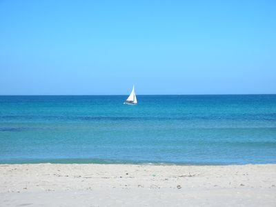 Photo for Seafront apartments: 2 Scirocco, Torre Chianca (Lecce), Salento- IT (7 people)
