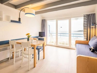 Photo for Residence Pierre & Vacances La Corniche Beach ** - 2 room apartment 4 people Standard - Duplex