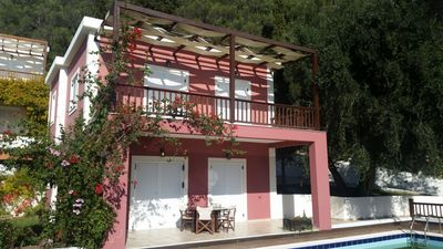 Photo for Villa for 10 people in Ionian Islands