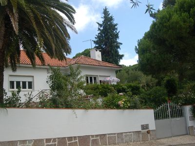 Photo for Simple but confortable holiday home. Not far  from Lisbon and lovely  beaches