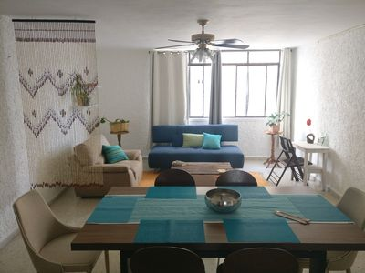 Photo for Clean spacious apartment w/ pool. Central Cancun 5 mins from beach