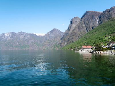 Photo for Vacation home Aurlandsfjorden (FJS378) in Aurland - 6 persons, 3 bedrooms