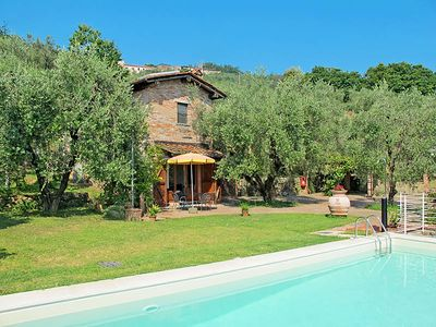 Photo for TYPICAL TUSCAN COUNTRY COTTAGE WITH PRIVATE POOL AND SPA
