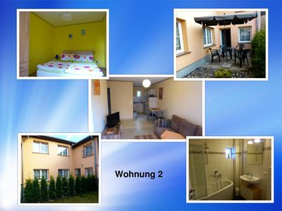 Photo for 2-RW (WG02) - Apartment Koserow beach