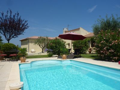 Photo for Luxury villa with stunning views 5 minutes from Ceret