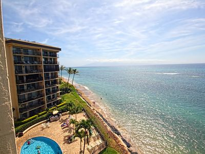 Photo for Spectacular Panoramic Ocean Front Views! 2 Bdrm/2 Bthrm Spring & Summer Savings