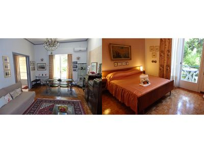 Photo for Vintage guesthouse 85 sq.m, 7 min from Metro, near city center of Athens