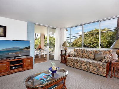 Photo for Spacious 2BR/2B just steps from the beach