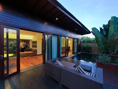 Photo for New Orleans Theme Villa in Centre of Seminyak| One Bedroom Private Pool