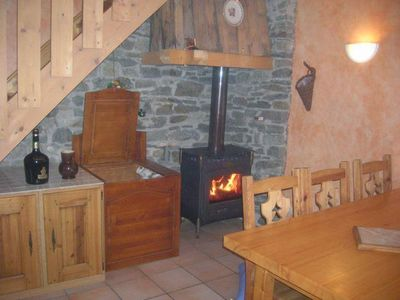 Photo for Chalet 6 people comfortably, € 470 Week € 180 WE