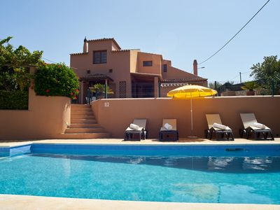 Photo for 3 Bedroom Villa minutes from the beaches and golf courses of Alvor