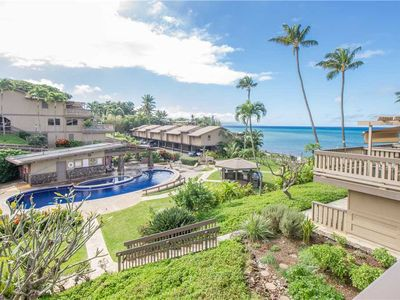Photo for Kahana Sunset C7, 2 BD / 2 BA - White Sandy Beach invites you to stay with us!