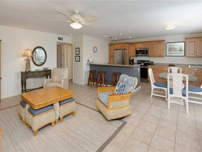 Photo for Unit A6: 2 BR / 2 BA garden view in Sanibel, Sleeps 6