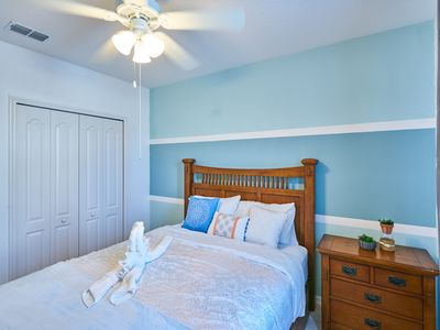 Photo for Cozy Rooms, Queen beds for comfort, private loft.