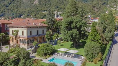 Photo for Fantastic villa in Cannero Riviera on Lake Maggiore