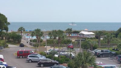 Photo for Updated Unit with great OCEAN VIEW!
