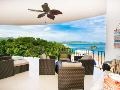Photo for Stunning Ocean View, 2 Pools, Flamingo & Conchal