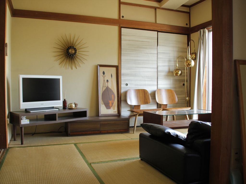Japanese Style Rooms Shibuya Japanesestyle Room 2Dkwifi  Shibuya Japanesestyle Room