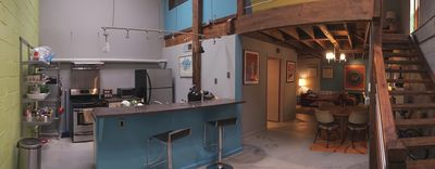 Photo for Authentic Loft in Historic Candler Park