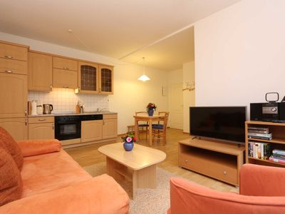 "Photo for Apartment 5, OG, 2-room - ""house Rubert"" 4-star holiday homes beach"