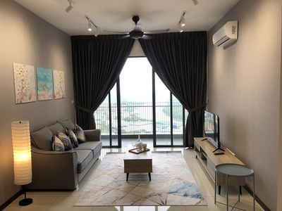 Photo for 2BR Condo Vacation Rental in Butterworth, Pulau Pinang