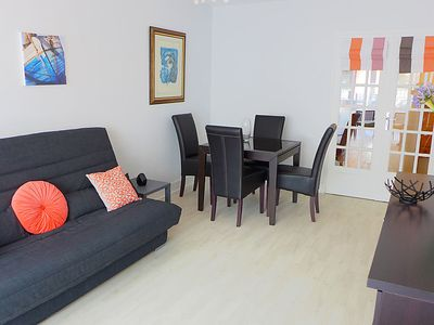 Photo for Apartment Le Du Guesclin  in Saint Malo, Brittany - Northern - 4 persons, 2 bedrooms